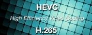 Le HEVC officialisé comme la norme ITU H.265