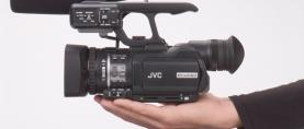 JVC : GY-HM100U