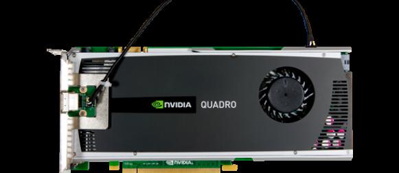 NVIDIA Quadro 4000 pour Mac