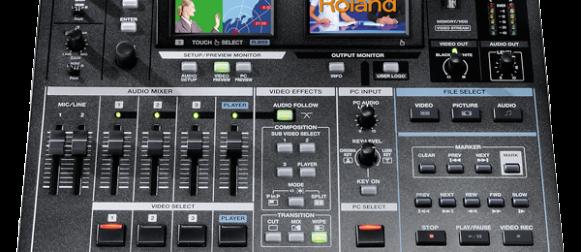 Roland VR-5