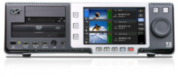 Grass Valley : T2 Intelligent Digital Disk Recorder