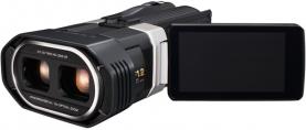 GS-TD1 de JVC : Camescope 3D – Twin lens