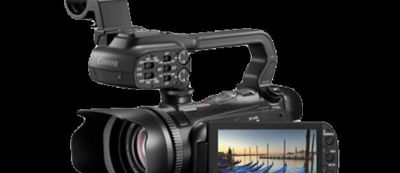 Canon XA10 – Nouveau caméscope AVCHD