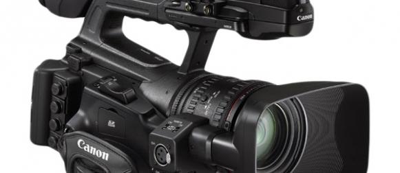 Canon XF305 : Agréé BBC