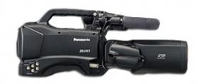 Camescope 3D Panasonic : AG-3DP1