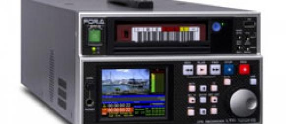 FOR-A : Archivage LTO-5 en AVC-Intra et DVCPRO