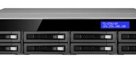 QNAP : Nouveaux modèles en 10 GbE