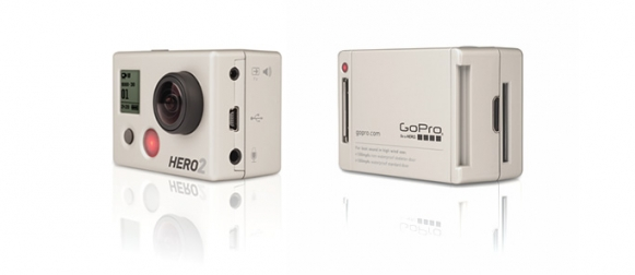 GoPro Hero 2 : Nouvelle version