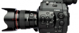 Canon : Cinema EOS C300