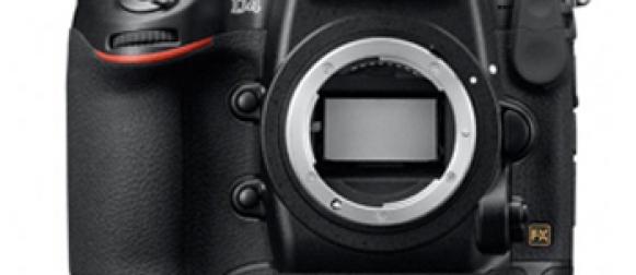 Nikon dévoile son nouveau fleuron : Nikon D4