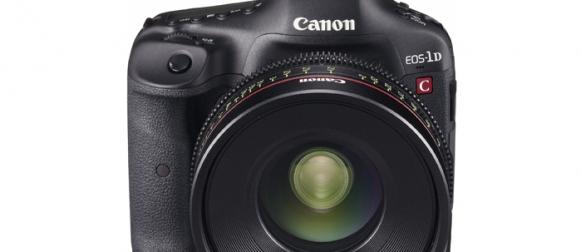 Canon EOS 1-D C Disponible