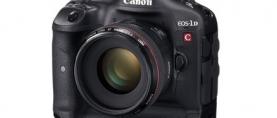 Canon EOS-1D C – Un DSLR 4K Chez Canon