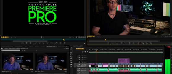 Premiere Pro CS6 – Preview
