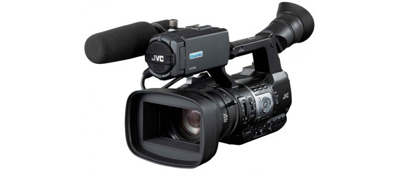 JVC GY-HM600 upgrade Firmware