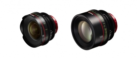 EOS Cinema : CN-E 135mm T2,2 et CN-E 14mm T3.1