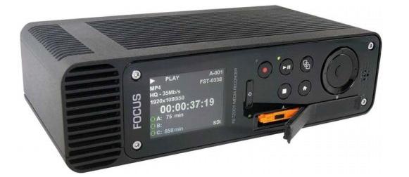 Focus FS-T2001 : Enregistreur de Terrain
