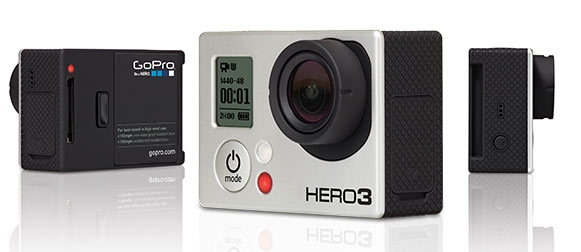 GoPro Hero 3 : Update Firmware