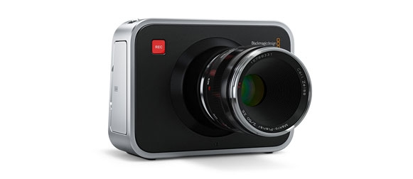 BlackMagic Cinema Camera : update firmware 1.2