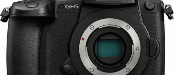 Firmware Update Panasonic GH5