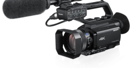 Nouvelle Gamme Sony 4K : XDCAM PXW-Z90 & NXCAM HXR-NX80