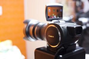 Canon Versatile Camera 4K