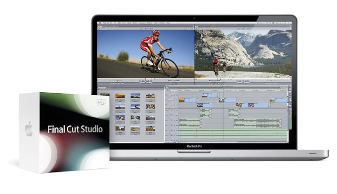 Final Cut Pro 7 Apple Broadcast News