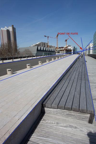 TV3D - Perspective Image Point de Fuite