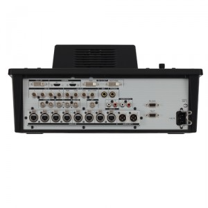 HMX100 3DTV BackPanel