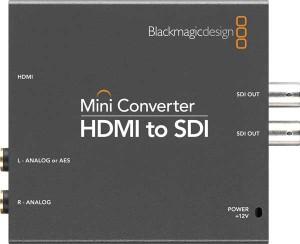 BlackMagic HDMI to SDI