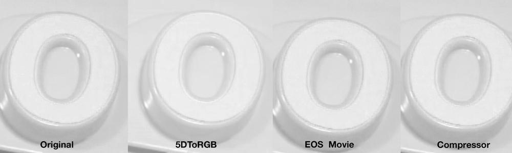 Test Import Rush 5D - 5DToRGB