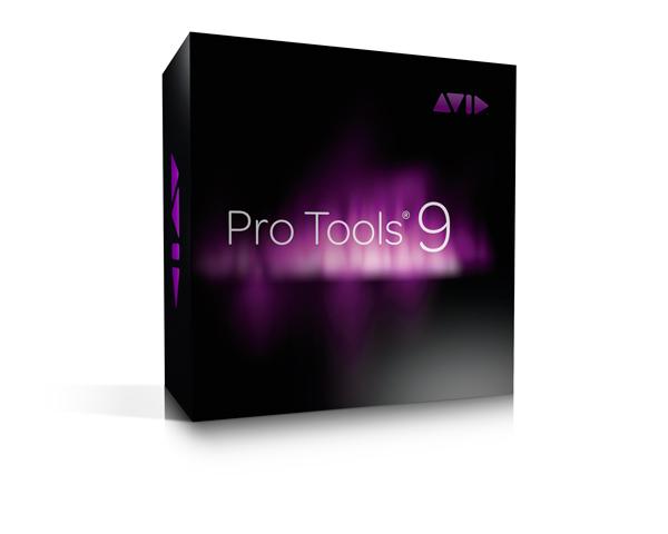 AVID ProTools Version 9