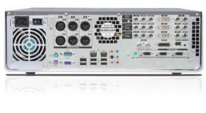 T2 iDDR - HD-SDI connectivity