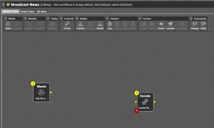 Vantage 2 Workflow Interface