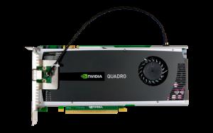 Nvidia Quadro 4000 Mac Front