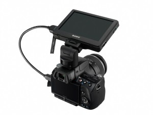 CLM-V55 Sony Alpha