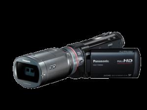 3D Adaptator et 3MOS camescope