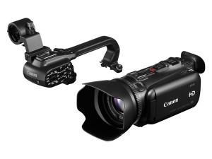 Canon XA10 - Poignée Amovible