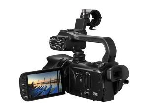 XA10 Canon - LCD