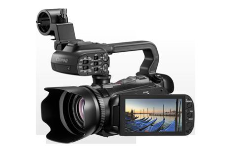 XA10 Canon - AVCHD