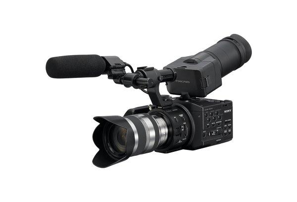 NEX-FS100 NXCAM Sony Camcorder