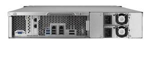 QNAP NAS 879U - Connectivité