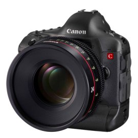 Digital SLR Canon Eos Cinema