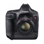 Canon EOS 1-D C Front Lens