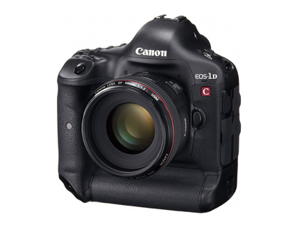 Canon EOS 1-D C