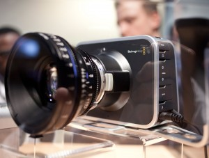 NAB BlackMagic Camera