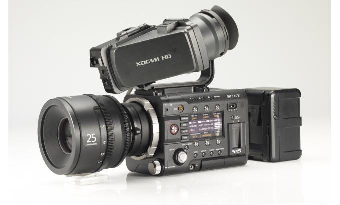Sony XAVC HD PMW-F5