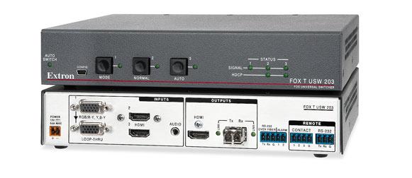 Commutateur HDMI Fibre