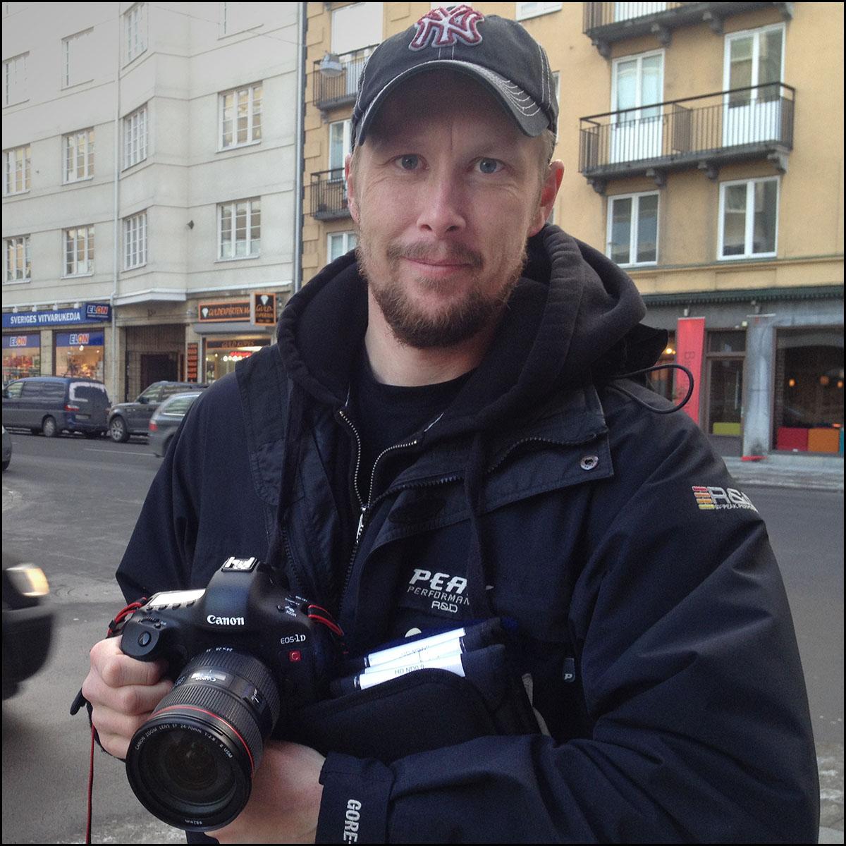 Marcus Skogstrom