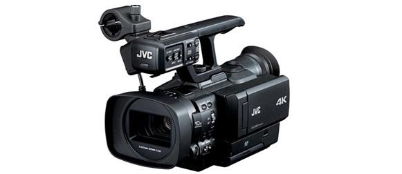 Camera 4K JVC