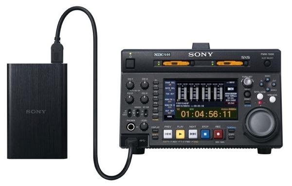 PMW 100 SxS VTR